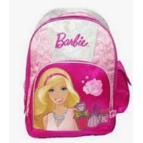 Mochila Barbie Escolar 16604