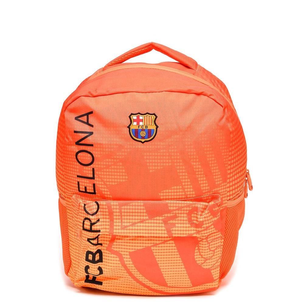 mochila barcelona fcb laranja e amarela away. Carregando zoom. 8d5ddaf299f07