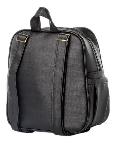 mochila bebê infantil personalizada exclusiva luxo preta