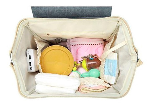 mochila bebe bolso pañalero maternidad