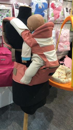 mochila bebé ergonómica priori de 4 a 19,5 kilos 5 usos 8301