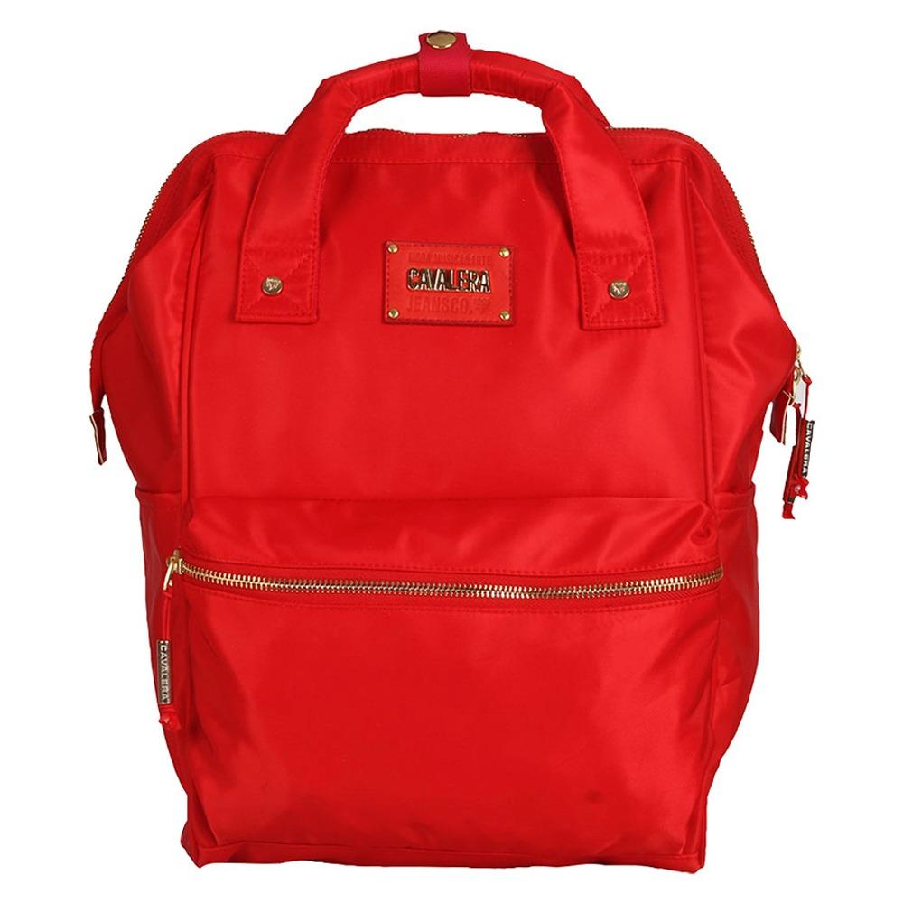 b727f01e4 mochila belly original cavalera vermelha moderna fashion. Carregando zoom.