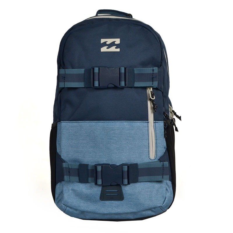 mochila billabong command skate azul 27 l. Carregando zoom. 9d99fb2e2fe