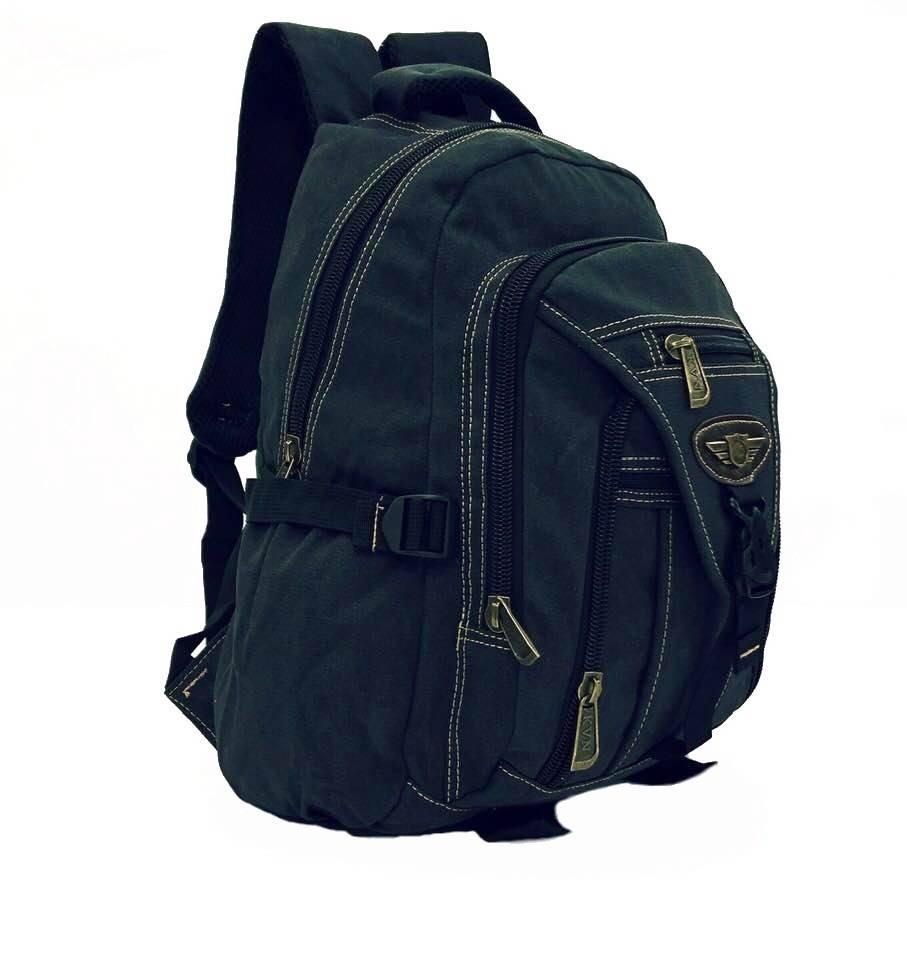 ae5565e7e mochila bolsa escolar masculina feminina trabalho moda kvn. Carregando zoom.