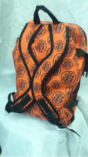 mochila bolsa exclusiva dragon ball