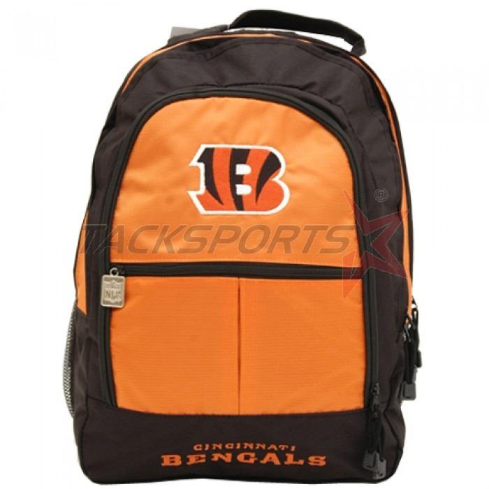 d1ffb4bd1a Mochila Bolsa Futebol Americano Cincinnati Bengals Original - R  129 ...