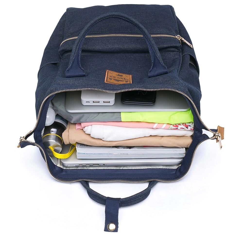 05a634bf9 mochila bolsa spector 17 l moda fashion feminina reforçada. Carregando zoom.