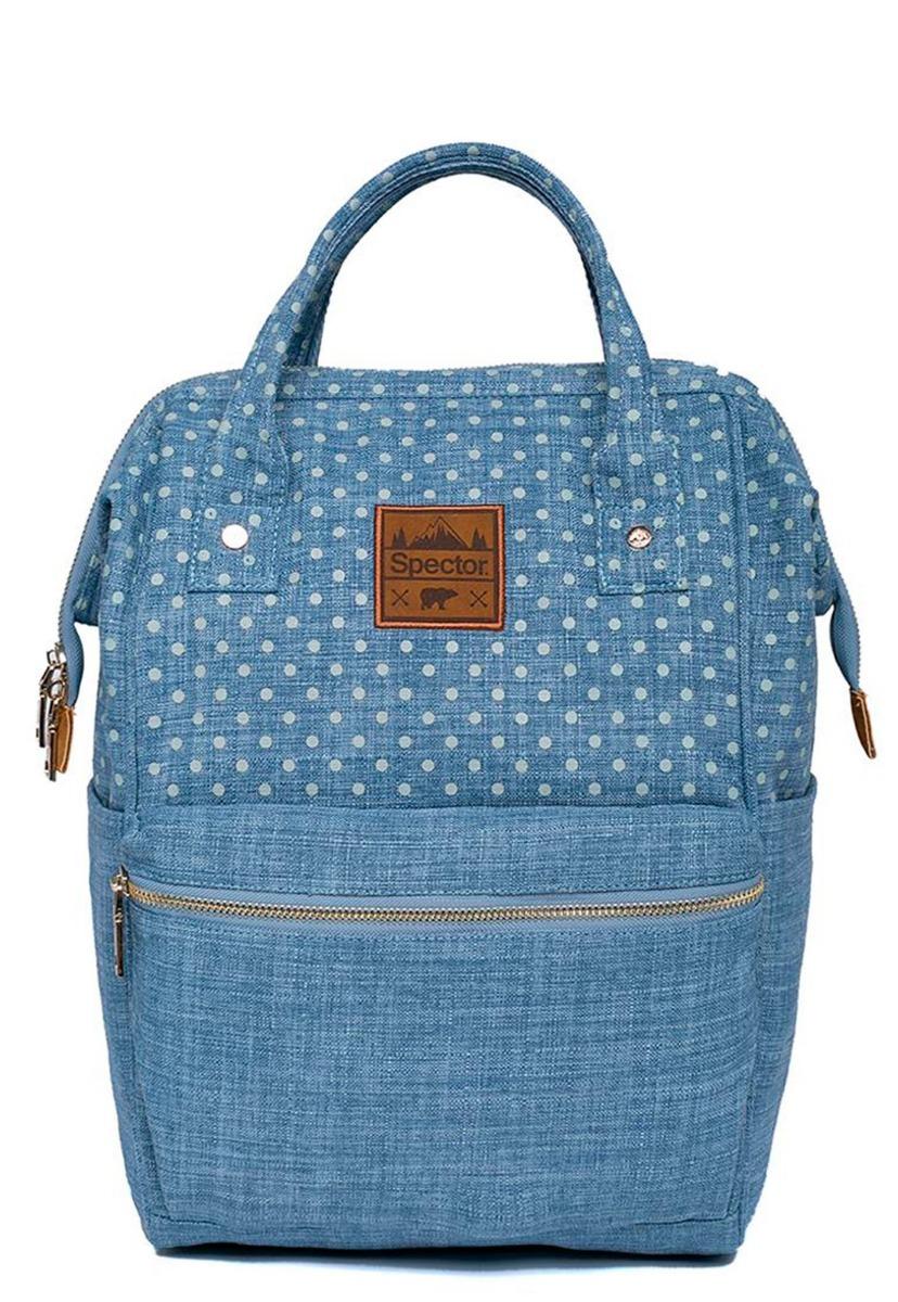 8d3f5738e mochila bolsa spector reforçada moda feminina fashion 17l. Carregando zoom.
