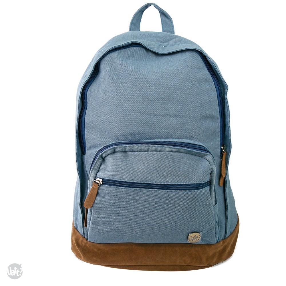 Bolsa Escolar Feminina Rock : Mochila bolsa todo dia jeans uatt r em