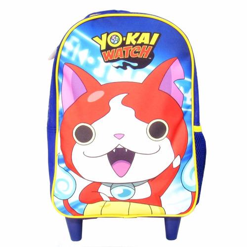mochila bolso con ruedas yo-kay watch 63223/ fernapet