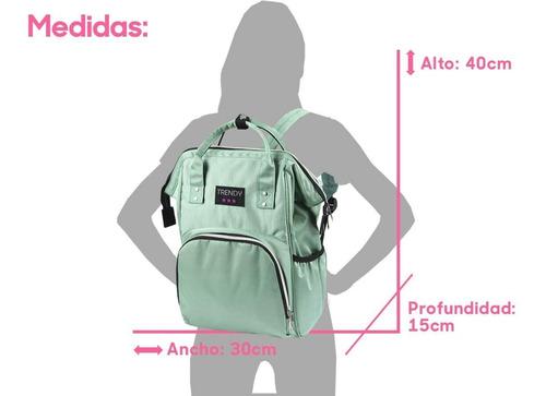 mochila bolso maternal bebe