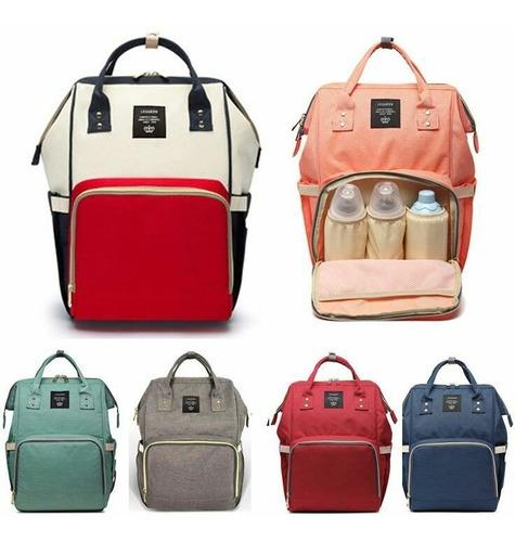 mochila bolso maternal himawari envió gratis 100%original