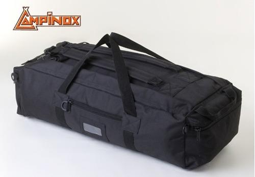 mochila bolso militar tropero 75 lts camping viaje campo