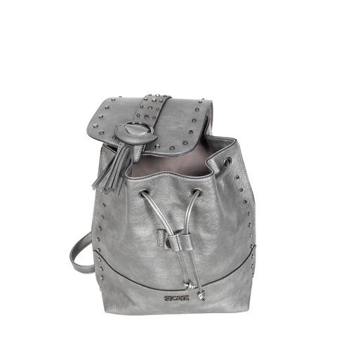 mochila brunei fw19 backpack m silver secret