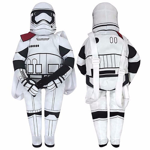 mochila buddies  sw: the force  awakens - stormtropper