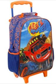 23afcd805 Mochila Infantil Blazer no Mercado Livre Brasil