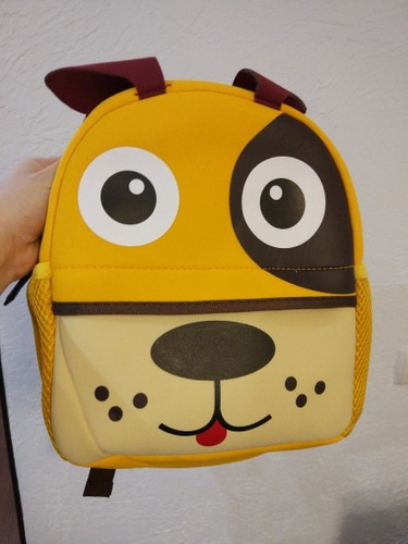 mochila cachorro