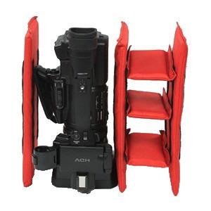 mochila cámara fotografica o video-notebook-lente (58x29x24)