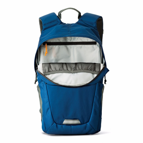 mochila cámara photo hatchback bp 150 aw il lowepro azul