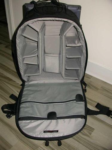mochila camara y computadora 15  computrakker lowepro