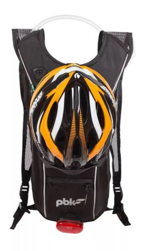 mochila camelbak térmica 2 lts pro bike titanium completa