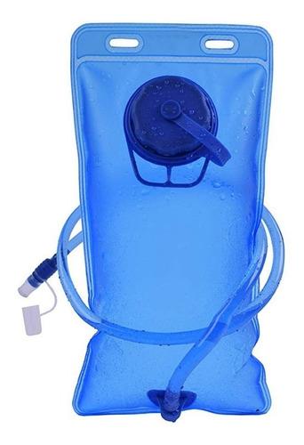 mochila camellback trekking + bolsa hidratación 2