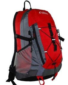 nuevo producto 13a8b 2e998 Mochila Camping 30 Litros Montaña Outdoors 15034 Lhconfort