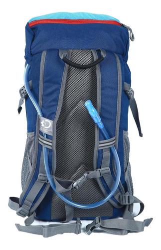 mochila camping 35 litros, discovery adventures