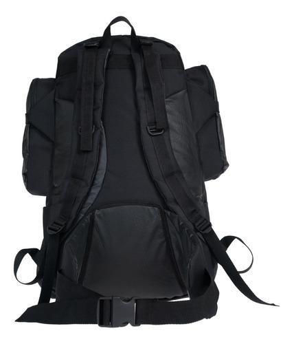 mochila camping mochilero trekking nomad 60 litros reforzada