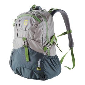 Mochila Camping Outdoor Natgeo Bluelake 25 Litros - Gris