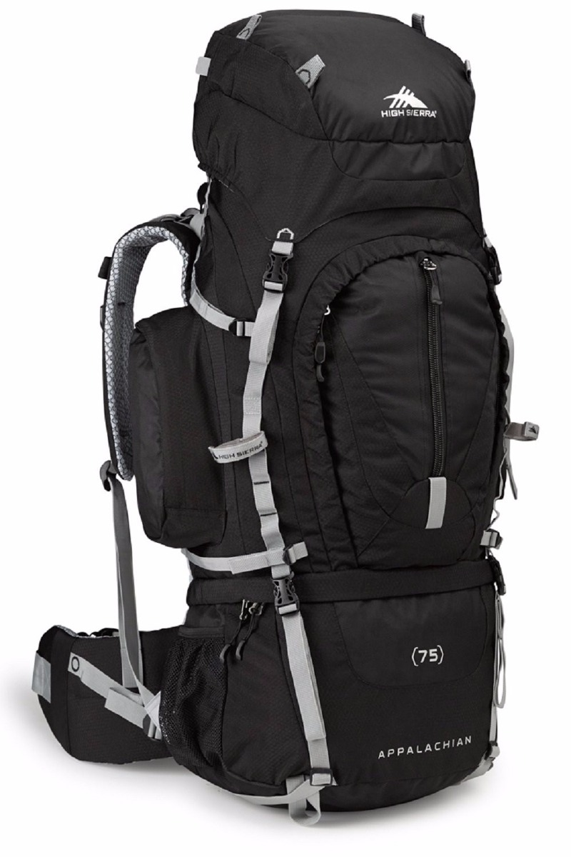 Mochila Campismo Backpack High Sierra Marco 75 Lts Camping ...