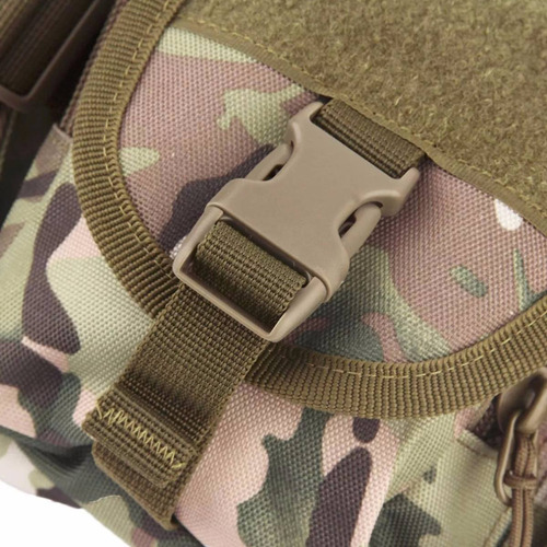 mochila cangurera tactica militar camuflaje d3027