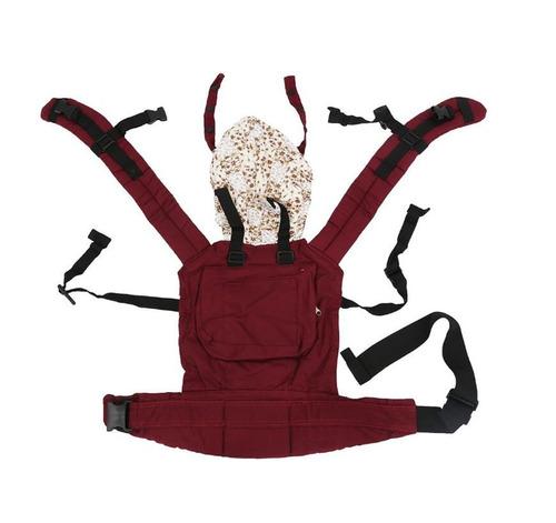 mochila canguro bebé