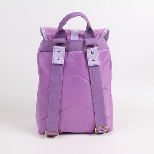 mochila capricho love lilas 10976 roxa escolar original
