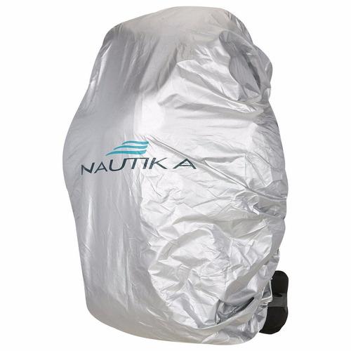 mochila cargueira trekking 70 + 10 litros nautika montanhês
