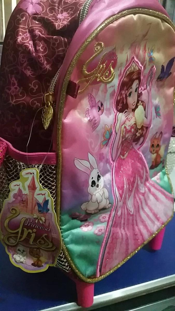 628338f0a mochila carrinho infantil pequena barata princesa feminina. Carregando zoom.