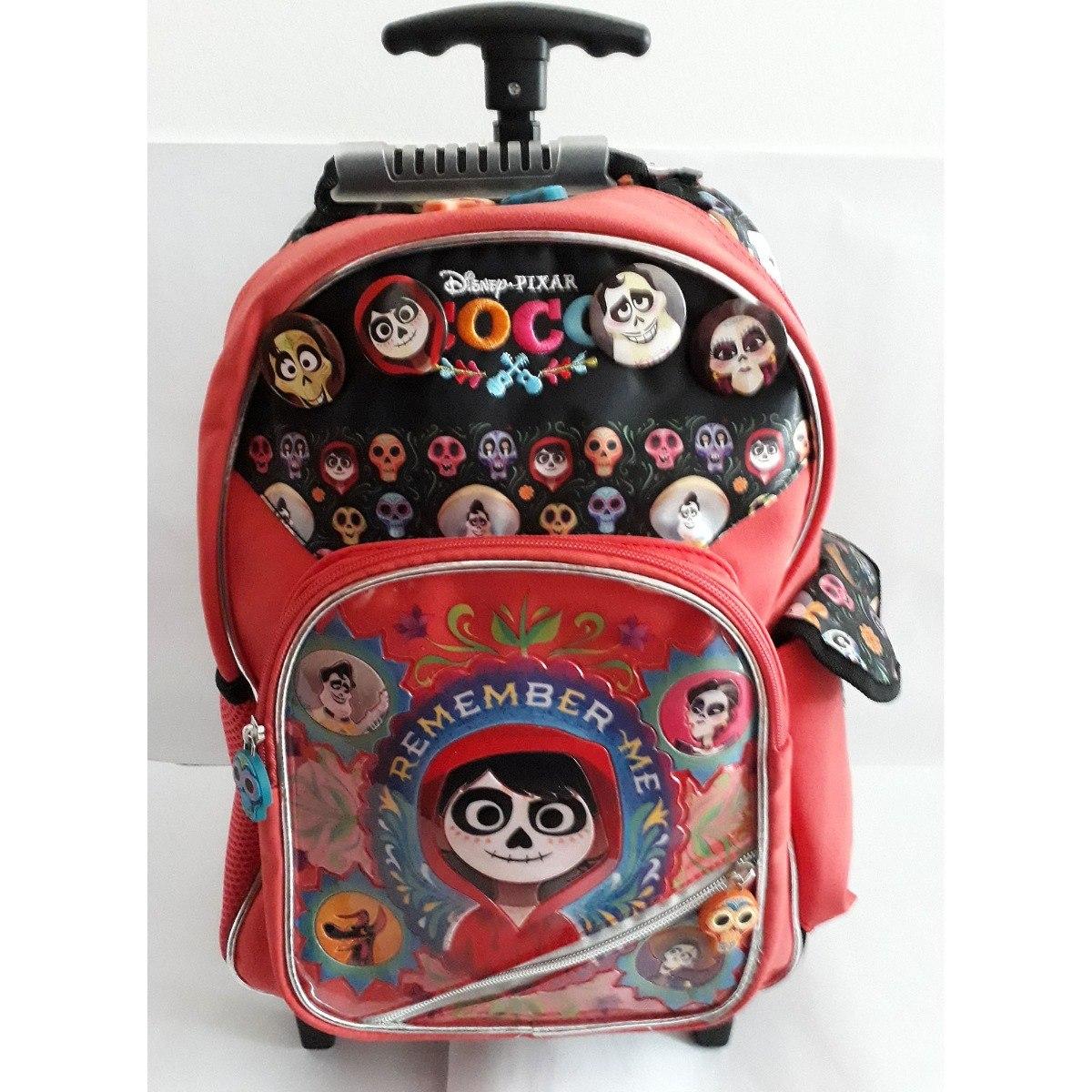 8fab6c952 mochila carrito coco pixar disney 16 pulg. cresko 6 cuotas! Cargando zoom.