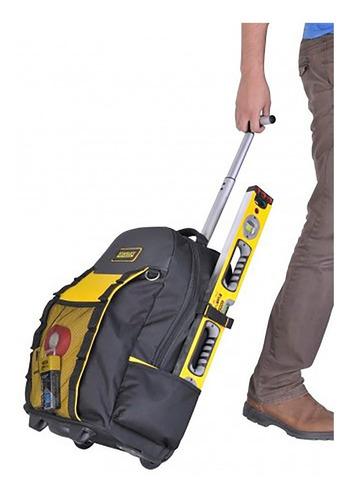 mochila carrito porta herramientas stanley fat max fmst51419
