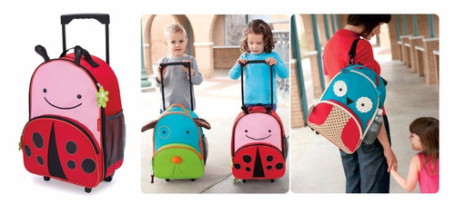 mochila carrito skip hop originales infantil varios motivos