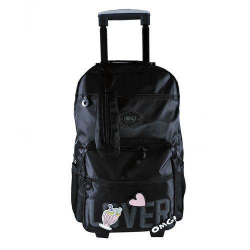 mochila carro carrito 47 street escolar oferta portanotebook