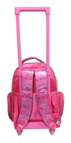 mochila carro carrito niñas lol surprise escolar oferta