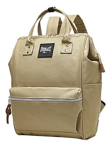 mochila cartera everlast 100% original urbana universitaria grande nylon moda bolsillos colores nuevo modelo