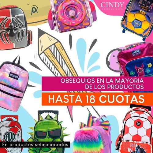 mochila cartera importada amayra mujer + regalo 16050 cuotas