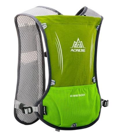 mochila chaleco hidratacion trail ciclismo aonijie e913