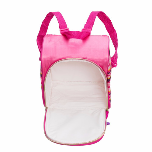 mochila chiquititas de costa g + lancheira -  pacific