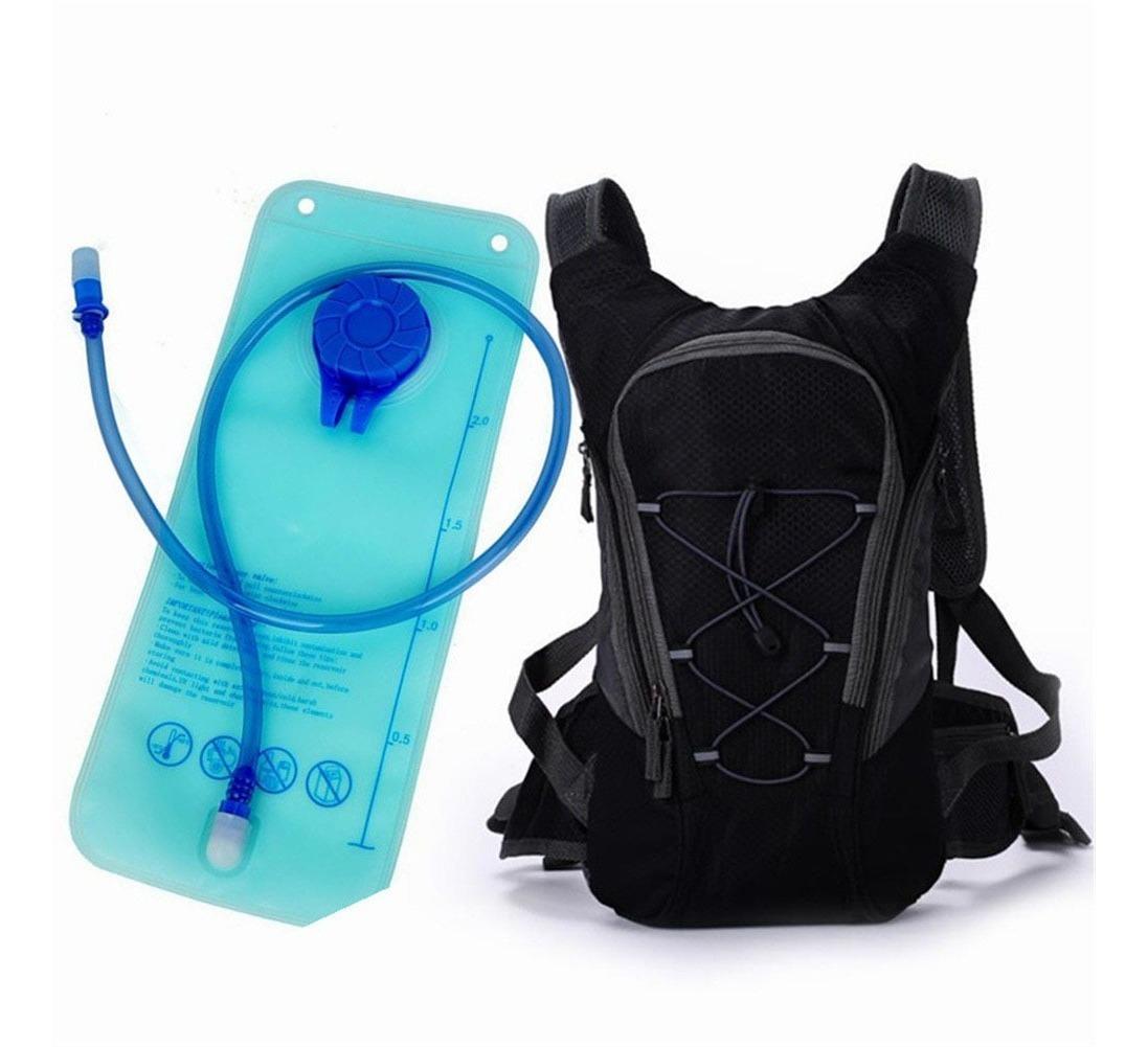 impermeable Minla bolsa de hidratación para senderismo escalada 6 colores Mochila de hidratación unisex de 2 litros ciclismo