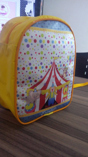 mochila circo