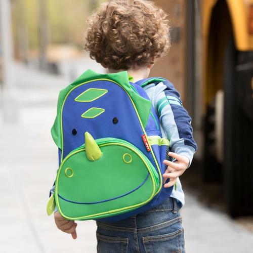 mochila clasica niños skip hop 210214 dinosaurio