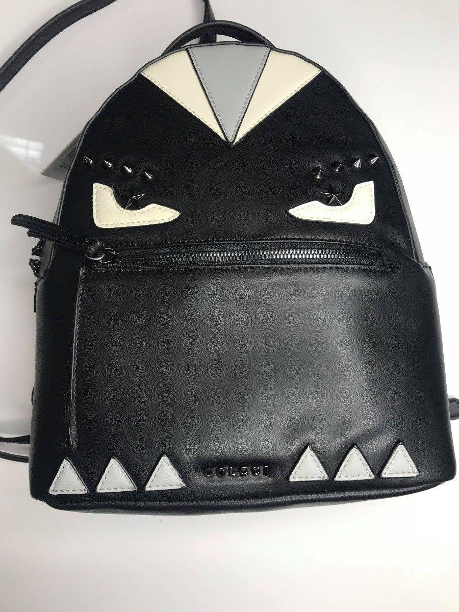 c01d85ab2 Mochila Colcci Face Star Original E Novo - R$ 517,00 em Mercado Livre