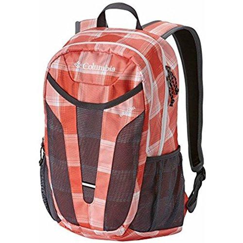 0808f8876c9 Mochila Columbia Beacon Daypack (tela Escocesa Naranja